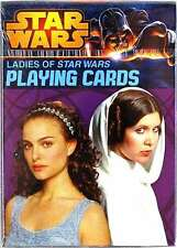 Star Wars Ladies of Star Wars Deck of Playing Cards