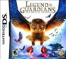 Legend Of The Guardians Owls Of Ga'Hoole DS  Brand New - Fast Ship - In Stock