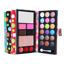 18 Color Eye Shadow Makeup Cosmetic Shimmer Matte Eyeshadow Palette Set New