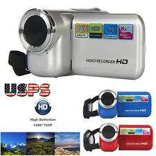1.5 Inch TFT 16MP LCD Camera 8X Digital Zoom JPEG Video Camcorder HD DV Camera
