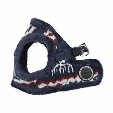 Puppia - Dog Puppy Harness - Cupid B - Navy - Authentic - Any Size (AH1456)