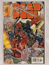 DEADPOOL #34 NM Christopher Priest Diaz Marvel Comics AWESOME Movie COOL X-Men