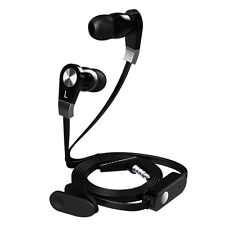 Stereo Headphone Earphone Headset for iPhone Universal Phones with Mic 1.2m New