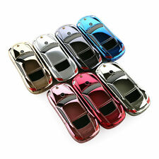 F11 Sport Car Unlocked Mini Cell Phones Dual SIM Quad BAND MP3/MP4 1.8inch TFT