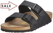 BIRKENSTOCK ARIZONA 40 BLACK Arizona 40 Soft Footbed NEW L9 M7 EU40 Birkenstock