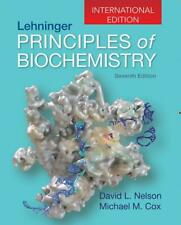 Lehninger Principles of Biochemistry, International Edition by Nelson D. Cox M.