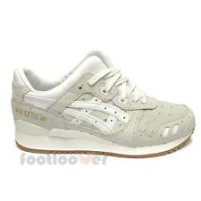 Scarpe Asics Gel Lyte III h7f8l 0101 Woman Running Sneakers White Fashion Casual