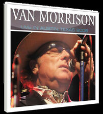 Van Morrison – Live In Austin Texas 2006 very nice cd new and sealed item.