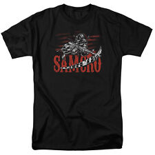 "Sons Of Anarchy ""Samcro Reaper"" Black T-Shirt or Tank"