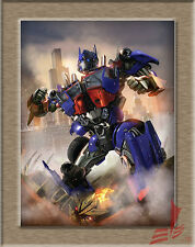Poster,Oil Painting Canvas Print/Modern Art Decorative  Comic Game Transformers