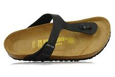 BIRKENSTOCK GIZEH Black ALL SIZES New Arizona Black or White Birkenstock 35 - 46