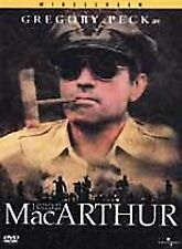 General Douglas MacARTHUR - Gregory Peck (DVD) Exc Condition