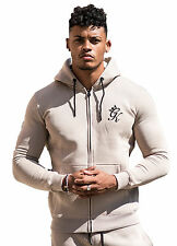 Gym King Hoodie - Mens Core Track Top in Nomad - Various Sizes