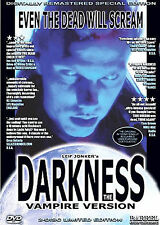 Darkness: Vampire Edition (2 DVD Set) Limited Edition NEW SEALED W/ Slip Cover
