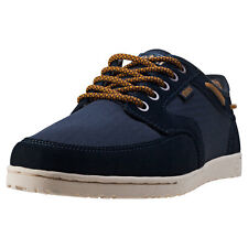Etnies Dory Mens Trainers Navy Brown New Shoes