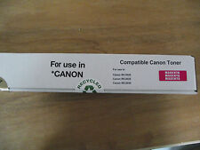 COMPATIBLE MAGENTA CANON TONER IRC2020 IRC2025 IRC2030 SEALED, FREE DELIVERY