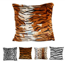 Animal Print Pattern Cushion Covers Throw Pillow Cases Home Sofa Car Decorations