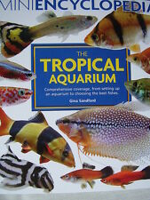 NEW book MINI ENCYCLOPEDIA the tropical aquarium SETTING UP A TROPICAL FISH TANK