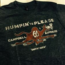 """Campbell 66 Vintage-Style T-shirt """"Humpin' To Please"""" Trucking Memorabilia"""
