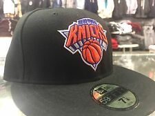 New York Knicks New Era NBA Team Logo Fitted 59FIFTY Cap NWT Men's Sizes