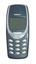 Nokia 3310 - Grey (Unlocked) Mobile Phone