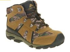 Ozark Trail Youth Boys Camo Lace-up Hiker/Casual Boots/Shoes: 13-6