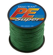 New Cheap SuperPower 300M/500M/1000M Braid Fishing Line 12-150LB Sea Fishing