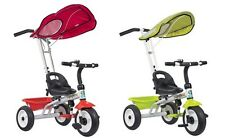 Child Kids Baby Tricycle Push Ride on Trike 3 Wheel 4-in-1 Bike Parent Control