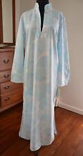 NWT! PARASOL SUN UPF 40+ Protective Resort  Beach Cover Up Dress Hostess Gown M