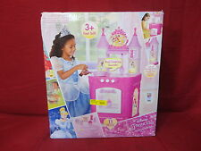 Disney Princess Magical Kitchen With Bubbling and Sizzling Sound 11 Pcs. 3+ New