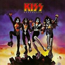 KISS - Destroyer (Remastered CD, Aug-1997, Mercury Records)