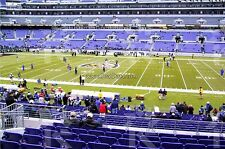BALTIMORE RAVENS 2017 SEASON TICKETS - LOWER LEVEL - SECTION 152 ROW 13 - $5500
