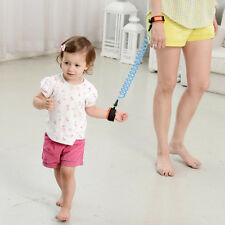 Toddler Reins Baby Anti Lost Link Safety Strap Wrist Hand Belt Leash