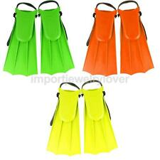 Water Sports Swimming Diving Training Fins Flippers for Men Women