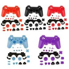 Replacement Full Housing Shell Case Trigger Button Mod Kit for PS3 Controller