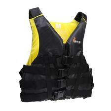Professional Adult Life Jacket Buoyancy Vest Swimming Boating Rescue Gear