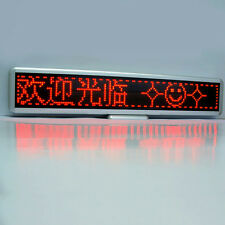 Yes Indoor Red Programmable Moving Sign Message Scrolling Display Board Y2R3