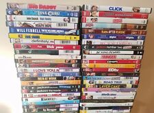 DVD LOT BUNDLE (COMEDY MOVIES ONLY!) ~CHOOSE ANY TITLE(S)!~ $3.25 EACH FREE S&H!