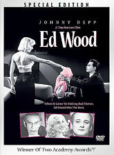 Ed Wood (DVD, 2004, Special Edition) NEW
