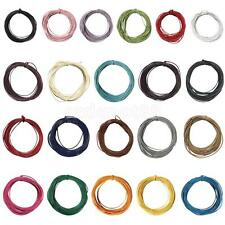 2mm Waxed Nylon Cords Jewellery Necklace Making String Findings