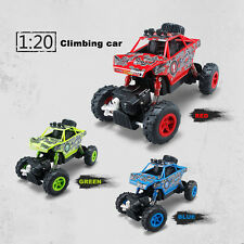 1:20 2.4GHZ 4WD Radio Remote Control Off Road RC Car ATV Buggy Monster Truck US