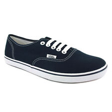 Vans Authentic Lo Pro Womens Trainers Navy White New Shoes
