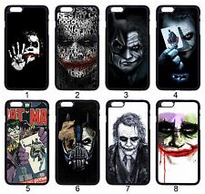 Batman The Joker BANE Why so Serious For Apple iPhone iPod & Samsung Galaxy Case