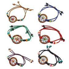 Dream Catcher Bracelet Handmade Retro Vintage Handcraft Friendship Bangle