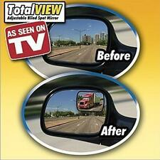 16 new The total view mirror car rearview mirror reflective AS SEEN ON TV
