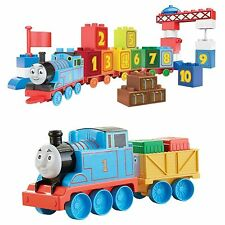Thomas Tank Engine My First thomas or Mega Bloks 123 Building Playset Toy NEW