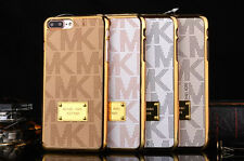 For iPhone 7 Michael Kors Fitted hard Case cover with tags & retail packaging