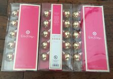 Lilly Pulitzer for Target GOLD PALM BEACH SUMMER String Lights (Set of 3) NIB