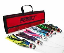 Mirrored Marlin Lure Pack by Bost - Rigged/Un-Rigged.