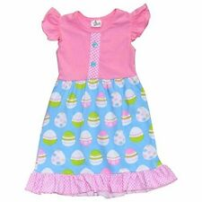 Unique Baby Girls Easter Egg Easter Dress Outfit